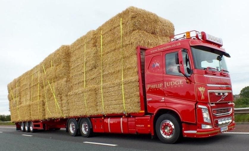 Hay Sales, Straw Sales, Halylage for Sale, Transport Services, Equestrian Supplies - Philip ...